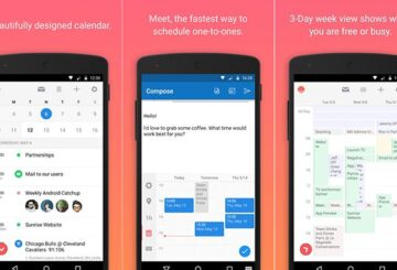 Sunrise Calendar: ένα εξαιρετικό ημερολόγιο για Android και iOS 2