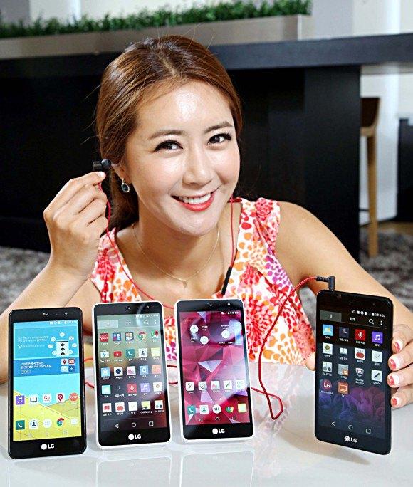 lg band play smartphone