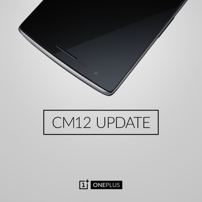 OnePlus One touchscreen patch cm12