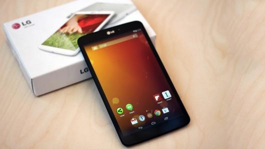 LG G Pad 2 8.3 tablet