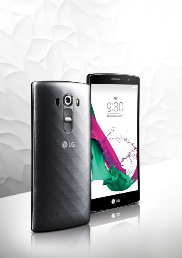 LG Titan color