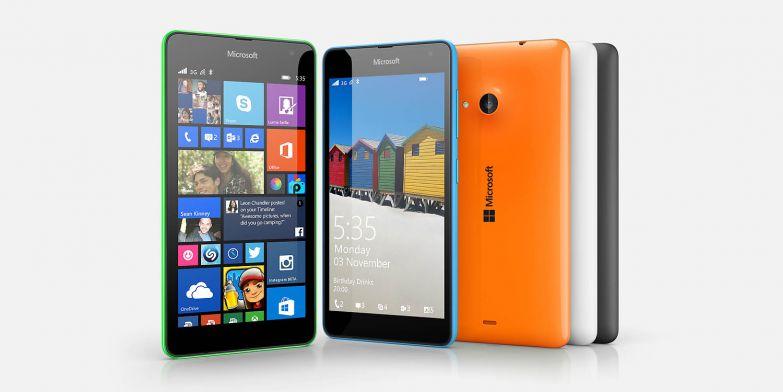 καλυτερα windows phone Lumia 535