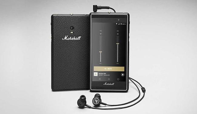 Marshall London phone κινητο