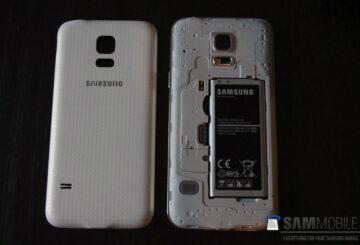 Οι πρώτες εικόνες του Galaxy S5 Mini κάνουν την εμφάνισή τους 1