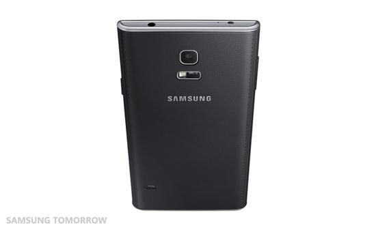 Samsung Z tizen os phone