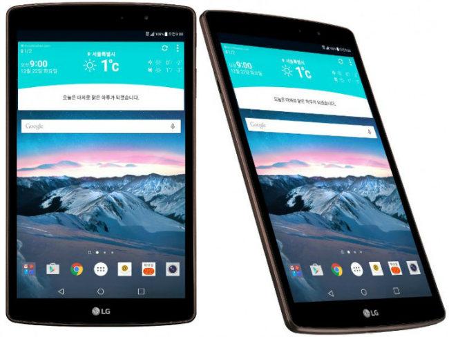 g pad 8.3 2 tablet lg