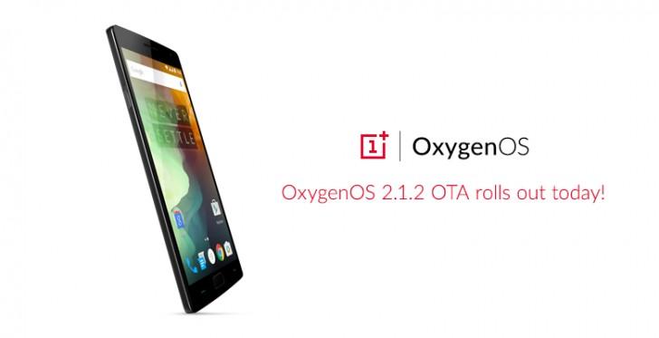 oneplus 2 oxygen 2.1.2