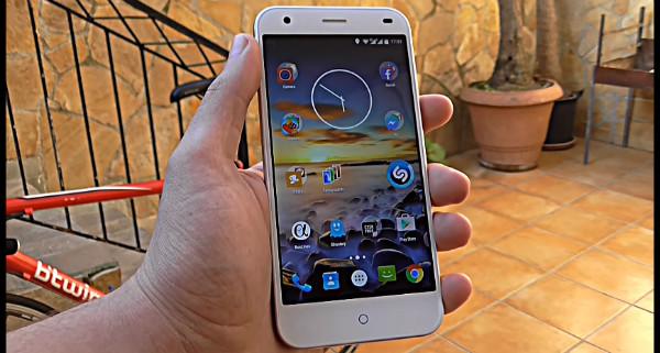 ZTE BLADE S6 κινητο προσφορα review