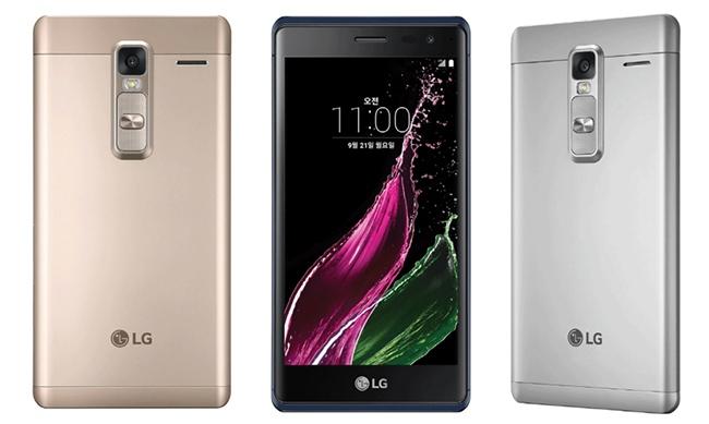 LG Class smartphone