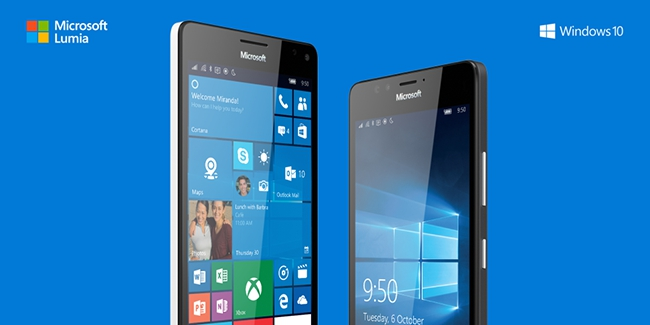 Microsoft Lumia 950 950XL