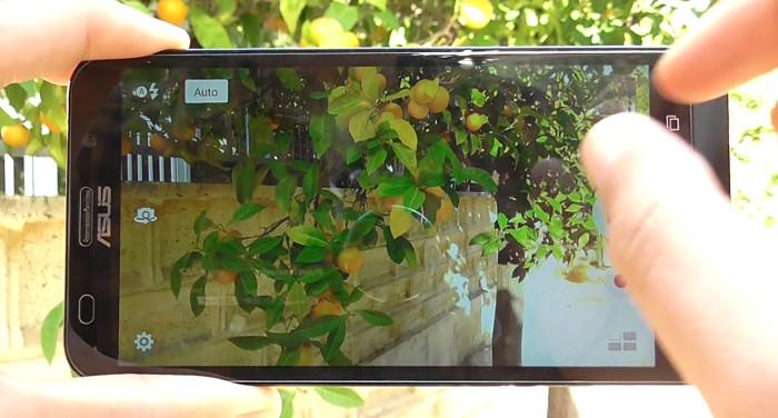 Asus Zenfone 2 καμερα