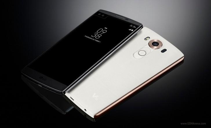 V10 κινητό από την LG