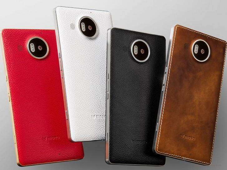 lumia 950 windows 10 δερμα