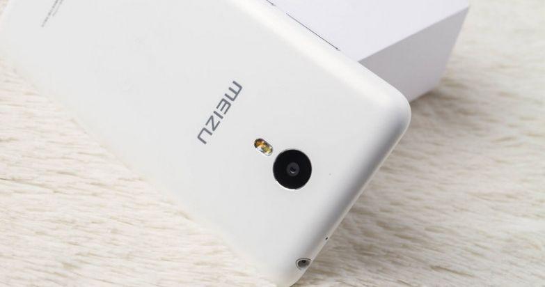 Meizu από μεταλλο smartphone