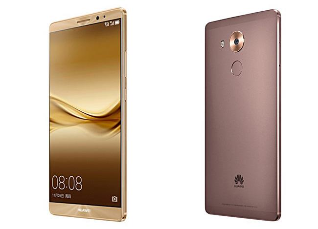 Huawei Mate 8 Pic2