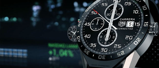 Tag Heuer Connected Pic1