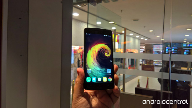 lenovo k4 note android smartphone