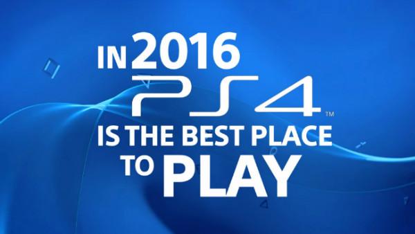 PS4 2016 τίτλοι