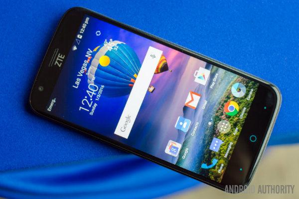 ZTE Grand X3 smartphone