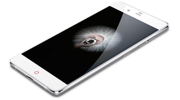 ZTE Nubia Prague S smartphone