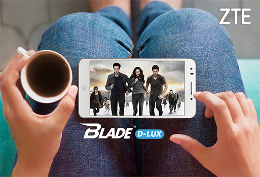 ZTE Blade D Lux android