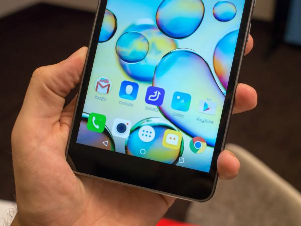 Lenovo Phab tablet smartphone