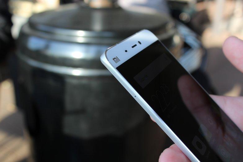 Xiaomi Mi5 λευκο