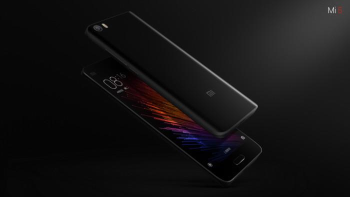 xiaomi mi5 smartphone