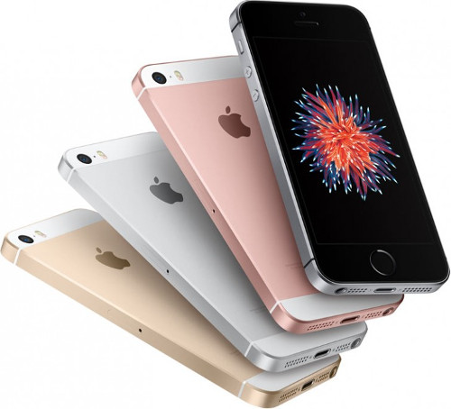 iPhone SE (featured image)