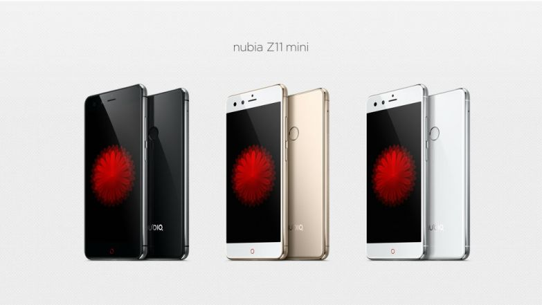 Nubia Z11 Mini Official 3