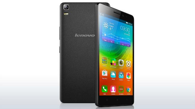 lenovo smartphone a7000