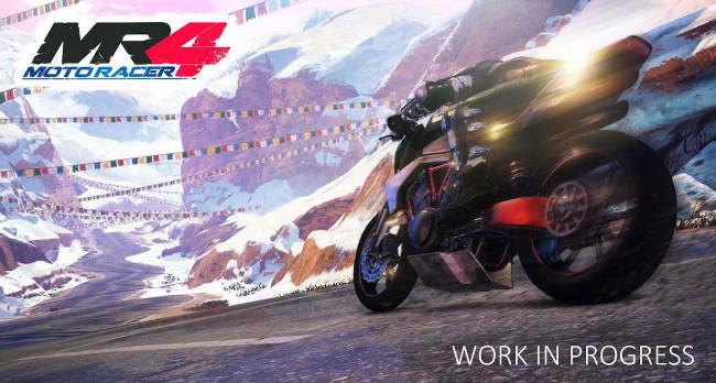 Motor Racer 4