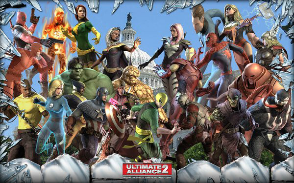 Marvel Ultimate Alliance 1 & 2