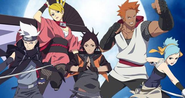Naruto Online MMORPG