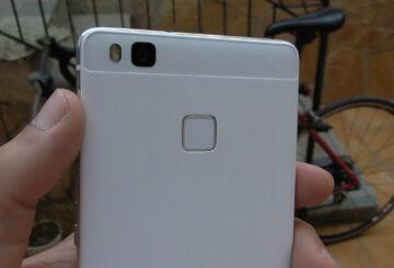Huawei P9 Lite καμερα