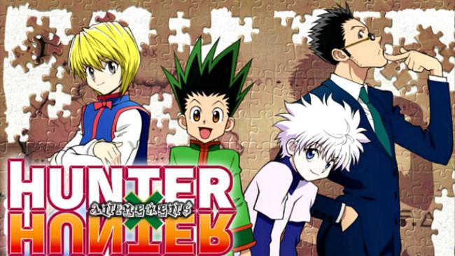 Hunter x Hunter: World Hunt