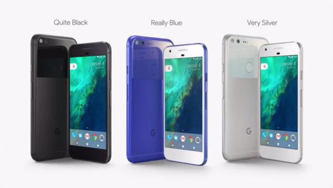 google pixel xl colors 2
