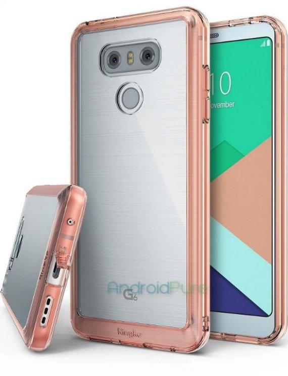 LG G6 χαρακτηριστικά, Hands-On Video και αποκλειστικές φωτογραφίες 11