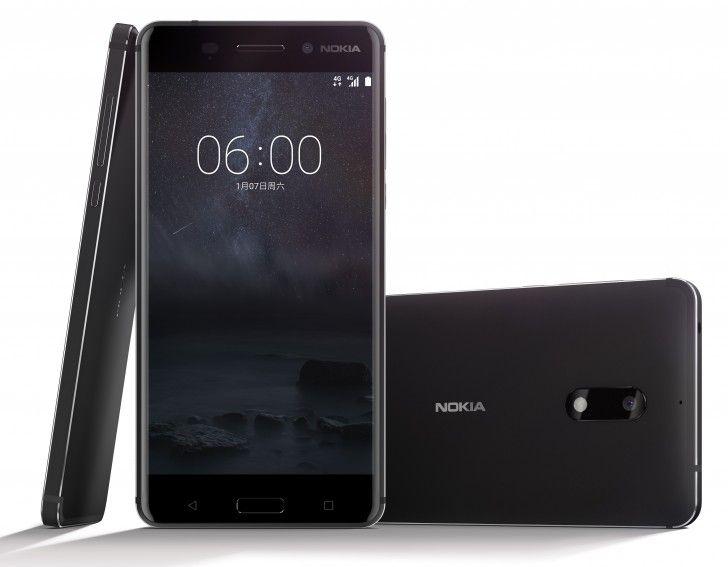 Nokia 6 Ελλάδα χαρακτηριστικα