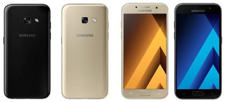 Samsung A3 2017 χαρακτηριστικα