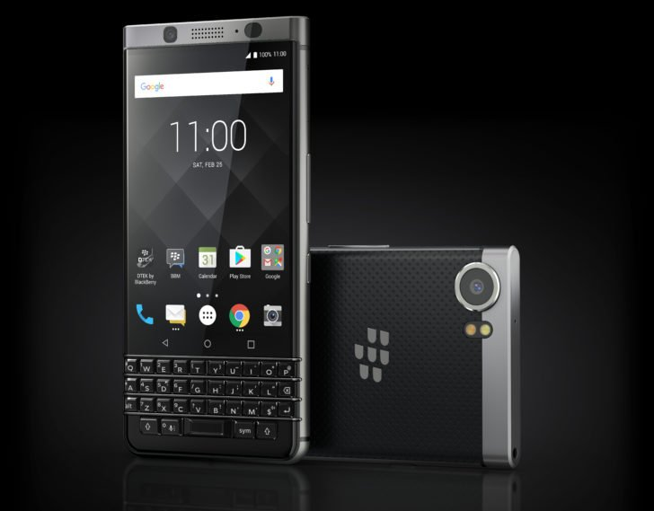 Blackberry KEYone 1