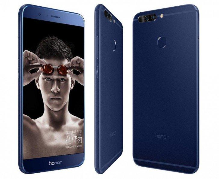 Huawei Honor V9 1