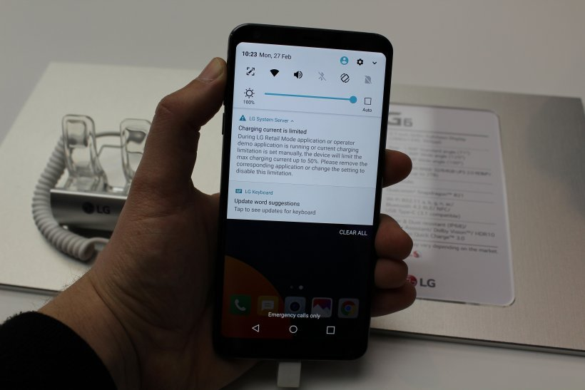 LG G6 χαρακτηριστικά, Hands-On Video και αποκλειστικές φωτογραφίες 7