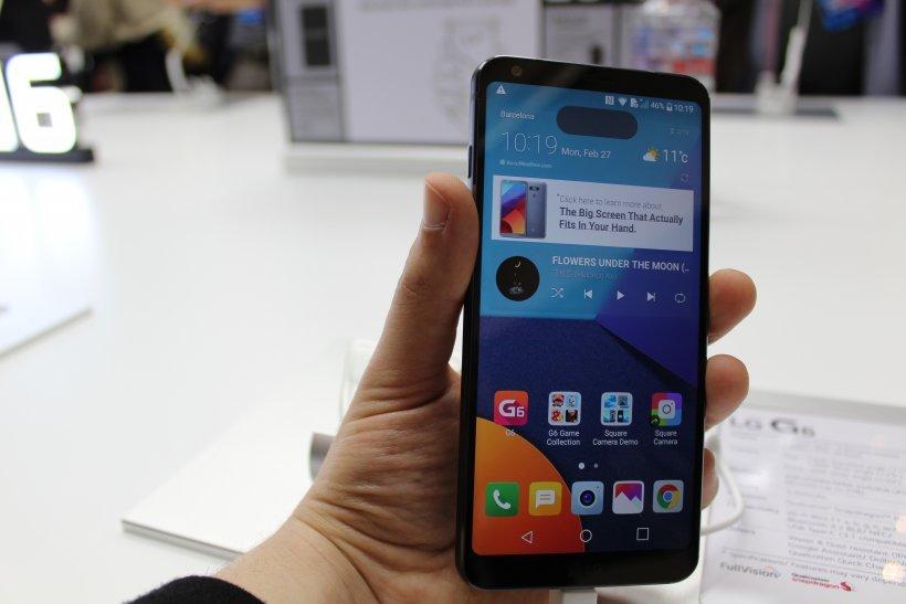 LG G6 χαρακτηριστικά, Hands-On Video και αποκλειστικές φωτογραφίες 8