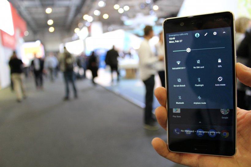 Nokia 5 φωτεινότητα