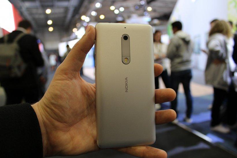 Nokia 5 μεταλλικό smartphone