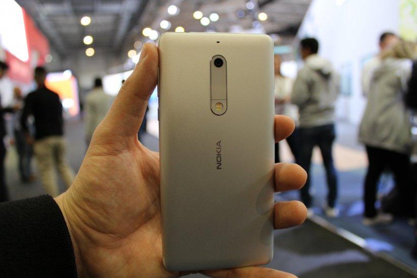 Nokia 5 πλατη