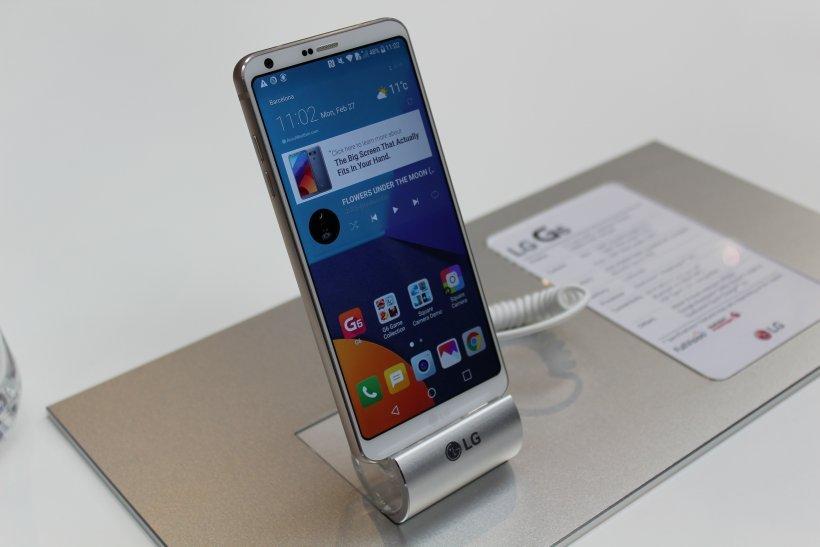 LG G6 χαρακτηριστικά, Hands-On Video και αποκλειστικές φωτογραφίες 3