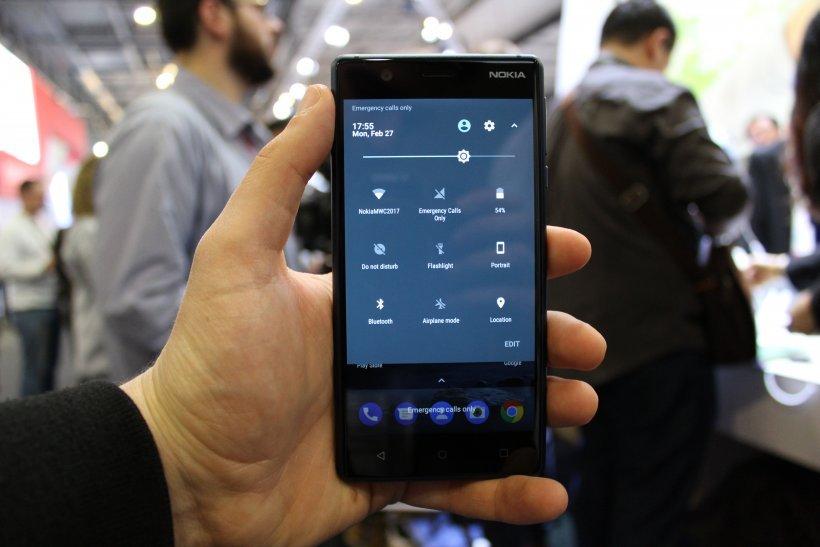 Nokia 3 χαρακτηριστικά