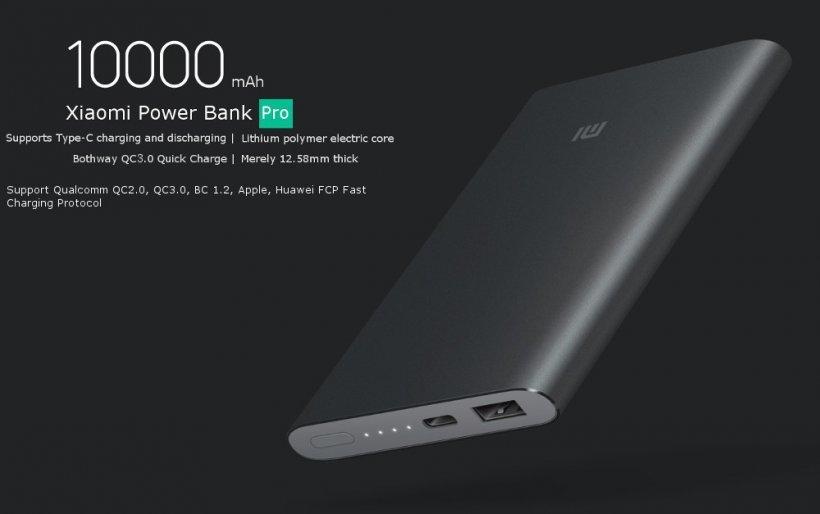Xiaomi 10000mAh QC3.0